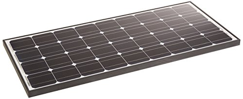 ALEKO Solar Panel Monocrystalline 125W for Any DC 12V App...