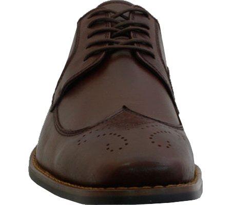 Wing Dark Brutini Tip Brown Men's Oxfords Giorgio UCwqSw