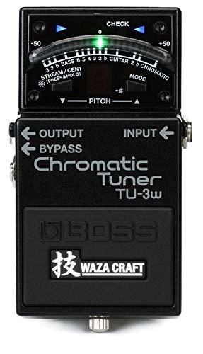 Boss TU-3W Waza Craft Chromatic Tuner TU3W