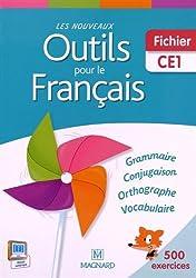 Les nouveaux outils pour le français : Fichier CE1