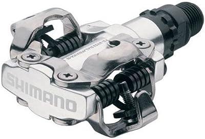 シマノ(SHIMANO) 両面SPDペダル PD-M520 シルバー EPDM520S PD-M520S
