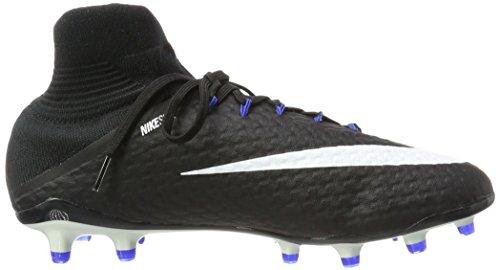 White Phatal Fit Hypervenom Noir Football Nike Royal Black III de FG Chaussures Dynamic game Homme 7wFqxpqI