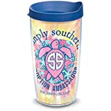 Tervis Simply Southern Start Your Day 16 Ounce with Lid Tumbler 1311821