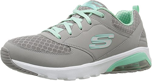 Skechers Skech Air Extreme Womens Sneakers Gray/Mint 9.5