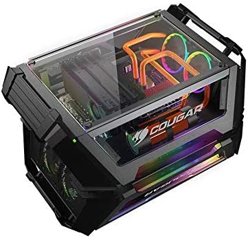 Cougar Dual Tower Case to Build Two Full Computers Within A Single Case Cases Gemini X