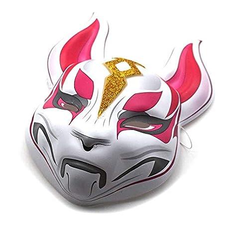 Olwen Shop Fortnite - Máscara Unisex de Piel de Goteo para Disfraz de Halloween: Amazon.es: Hogar