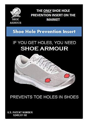 3be0d86c71c0 Amazon.com  Shoe Armour - Shoe Hole Prevention Insert  Shoes