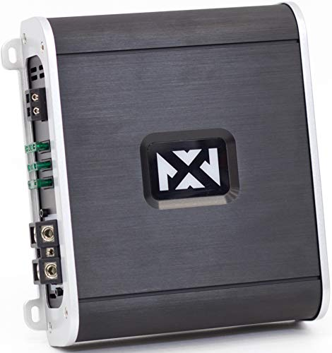 NVX VAD10001-1000W RMS Class D Monoblock Car/Marine/Powersports Amplifier with Bass Remote (Marine Certified)