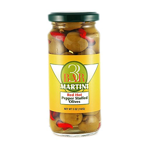 (Dirty Devil Martini Olives (6 Pack))
