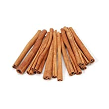 Cinnamon Sticks - 6 inches - 40 per pack (1 pack) - Packaging may vary