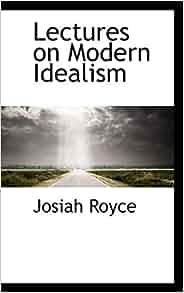 Author:Josiah Royce