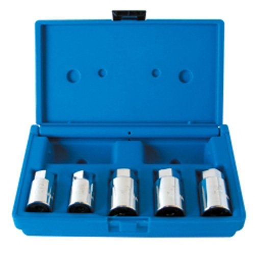 Assenmacher Specialty Tools 5 Piece Fractional Stud Remover/Extractor Set ()