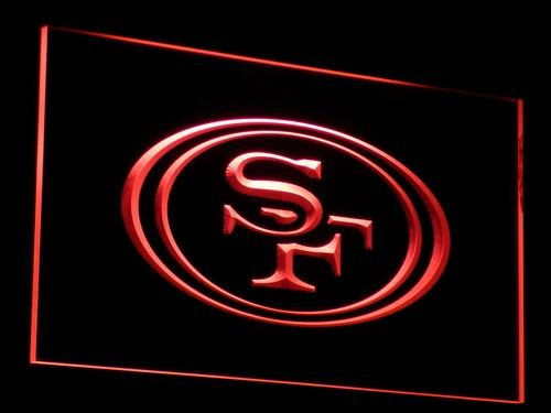San Francisco 49ers Cool Led Light Sign (San Francisco 49ers Neon Sign)
