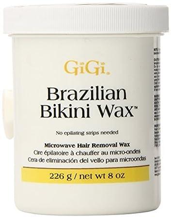 Amazon.com: GiGi Brazilian Bikini Wax Microwave Formula No ...