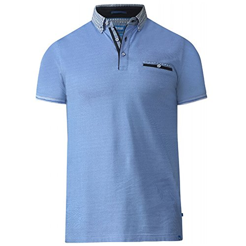 f216f345c9d Mens Duke D555 Jagger Big Tall King Size Designer Polo Shirt - Buy Online  in Oman. | Clothing Products in Oman - See Prices, Reviews and Free  Delivery in ...