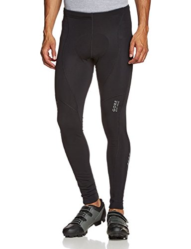 Gore Bike Wear TELTMP Mens Element Thermo Tights+, Black-L by Gore