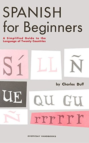 Spanish for Beginners (Spanish Edition)