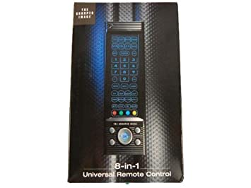 The Sharper Image 8 In 1 Universal Remote Control Sz500 Amazonca