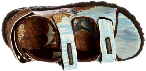 Dinosoles ,  Jungen Sandalen Blau