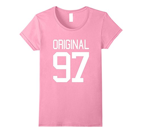 Women's 20th Birthday T-shirt Bday Girl Boy Sweet Gift Year Old Yrs Small Pink