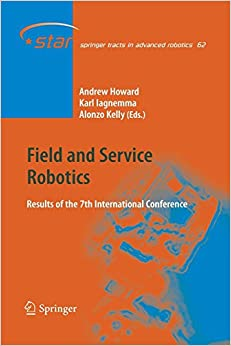 Book Field and Service Robotics: Results of the 7th International Conference (Springer Tracts in Advanced Robotics (Pdf))