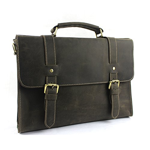 DJB/ MA Nakama/mad Men Business Tasche/Leder Aktentasche/Laptoptasche
