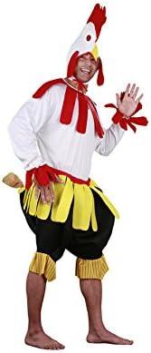 Générique - Disfraz de gallina para hombre, talla M: Amazon.es ...