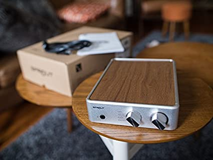 PS Audio Sprout Completo Amplificador DAC Audio para - Audio de Alta Final de Vinilo, Digital, Bluetooth - Retorno del Alma a su música: Amazon.es: ...