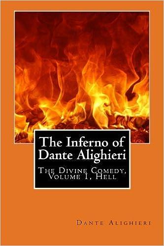 Book The Inferno of Dante Alighieri (The Divine Comedy, Volume 1, Hell)