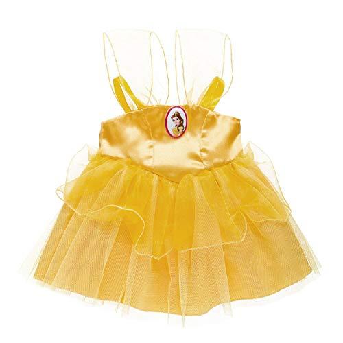 Build A Bear Workshop Disney Princess Belle Costume -