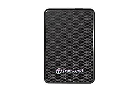 New Transcend SSD portátil ESD400 256 GB USB 3.0 Flash Drive ...