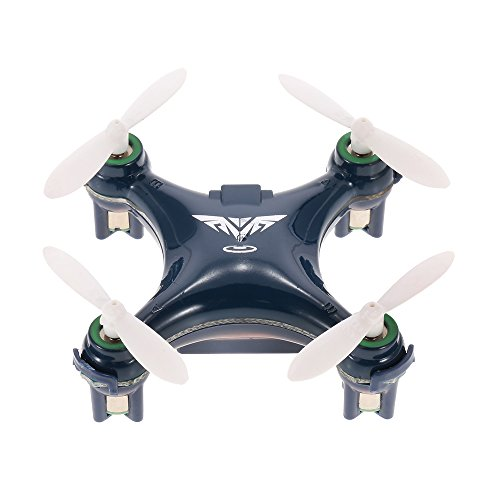 Goolsky Cheerson CX-10SD 2.4G 4CH RC Quadcopter Micro Drone with G-Sensor Grip Control Kids Toy Children Gift by Goolsky