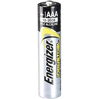 Amazon.com: Energizer AAA Alkaline Industrial Batteries