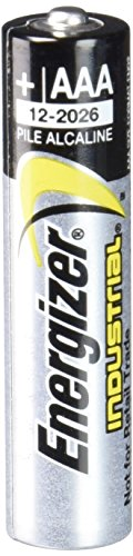 Energizer AAA Alkaline Industrial Batteries - 24 Pack (Industrial Alkaline Batteries)