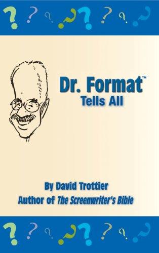 The Screenwriters Bible David Trottier Pdf