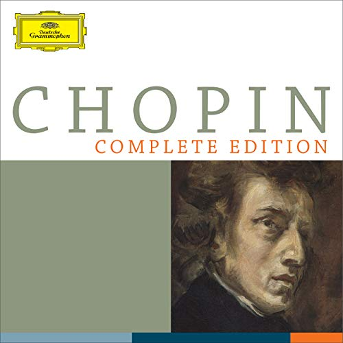 Chopin Complete Edition (The Best Of Chopin Piano)