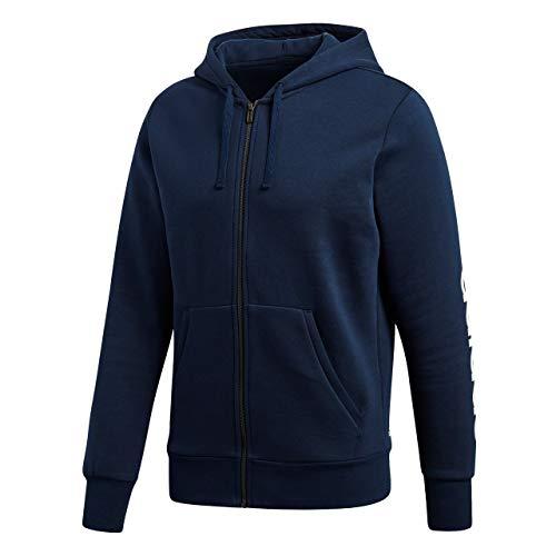 Bleu Ess Sweat maruni Multicolore Blanc Sport Capuche Homme Adidas À De Lin Fzhoodb shirt BPSnpSW