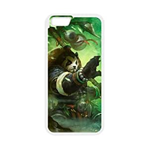 Chen Stormstout iPhone 6 Plus 5.5 Inch Cell Phone Case White yyfabc-479312