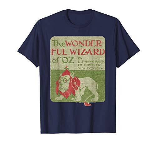 The Wonderful Wizard Of Oz T-Shirt
