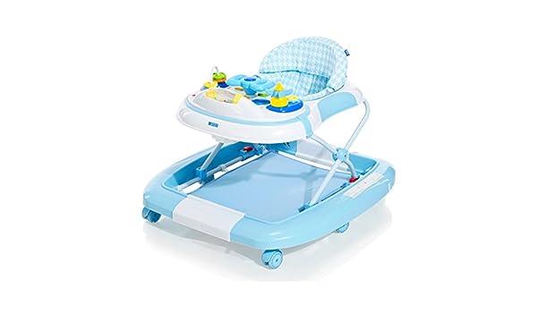 Baby carriage Andador PÁGINAS Azul Rosado Multifunción Anti ...