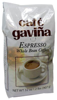 Gavina Espresso Whole bean Coffee 1 x 32 Oz #379