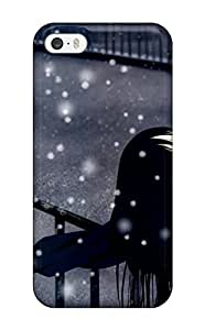 snow uniforms jigoku shoujo enma Anime Pop Culture Hard Plastic iPhone 5/5s cases 7132136K788138110