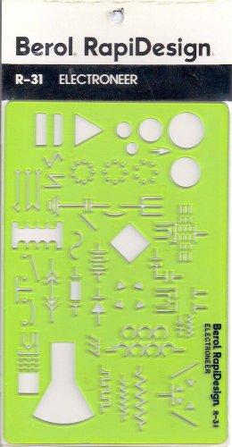 UPC 070735008312, Berol, RapiDesign, R-31, Electroneer