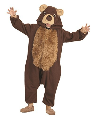 RG Costumes 40275 Funsies' Bailey Bear, Child Medium/Size 8-10 -