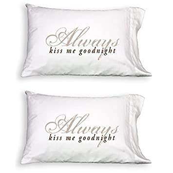Faceplant Pillowcases Adorable Amazon Pair Of Faceplant Dreams Luxury Calligraphy Script Text