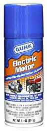 Gunk NM11 Electric Motor Contact Cleaner - 11 oz.