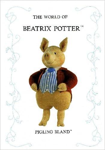 The World Of Beatrix Potter Pigling Bland Knitting Pattern