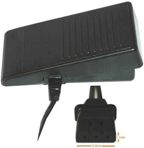Brother - Pedal para máquinas de coser (XC7456321)