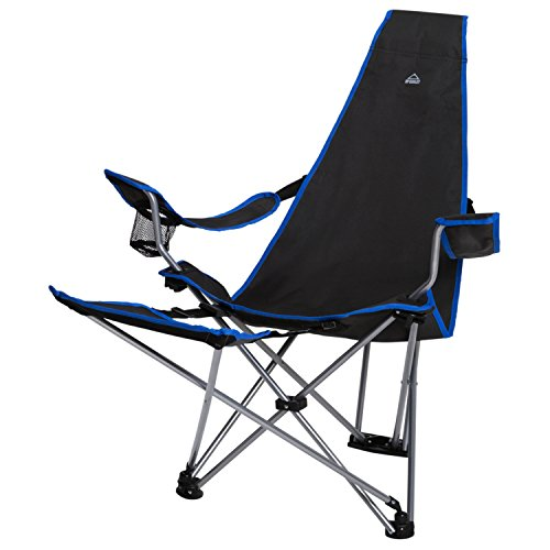McKINLEY Faltstuhl Camping Relax Plus Comfort