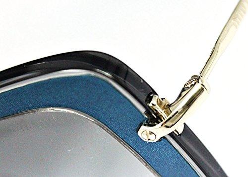 Oversize Grey Petroleum Miu 26 Smu07o grey roy Acétate Femme 140 52 Shaded 1e0 5xwTnBTqX